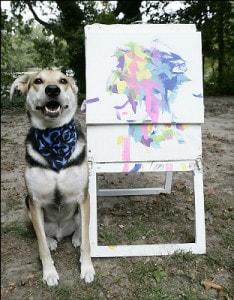 dog_artist