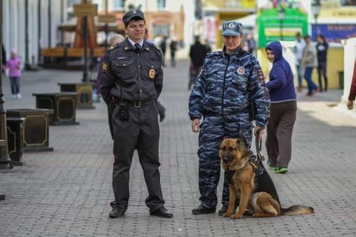 Кинологической службе в системе МВД России исполнилось 106 лет