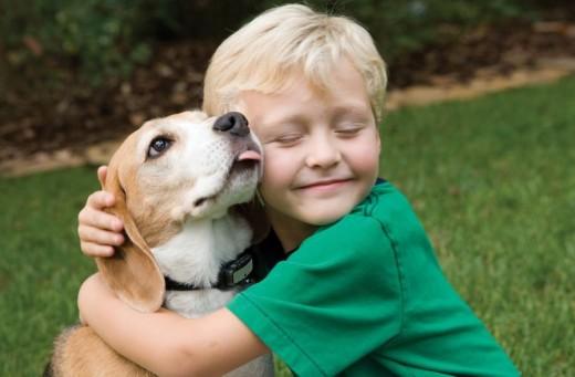 Ученые: Собаки берегут малышей от тревожных расстройств