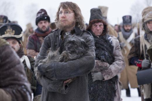 Собака Сашенька оказалась самым популярным персонажем сериала «Война и мир»